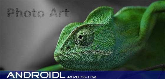 ایجاد عکس های هنری با Photo Art - Color Effects 1.7.6